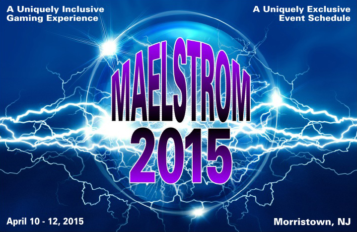 Maelstrom 2 (2015) @ Hyatt Morristown at Headquarters Plaza | Morristown | New Jersey | United States